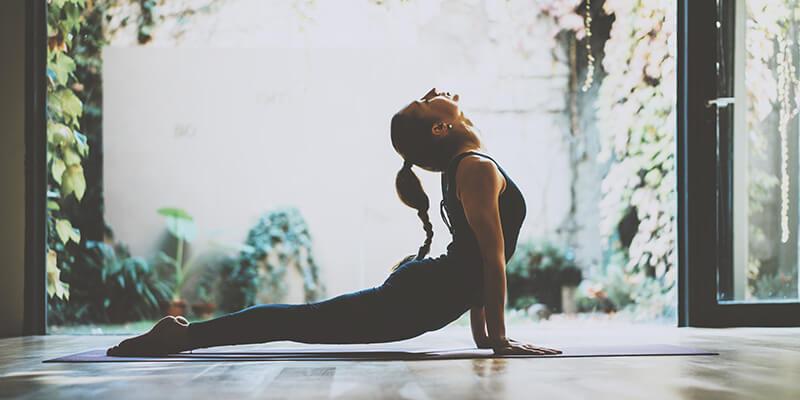 Postura yoga, asana