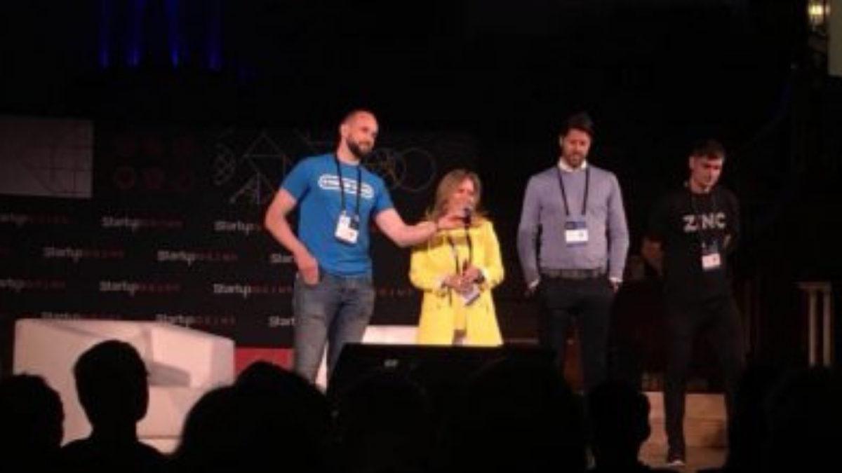 TinkerLink en conferencia en el Europe Conference 2018