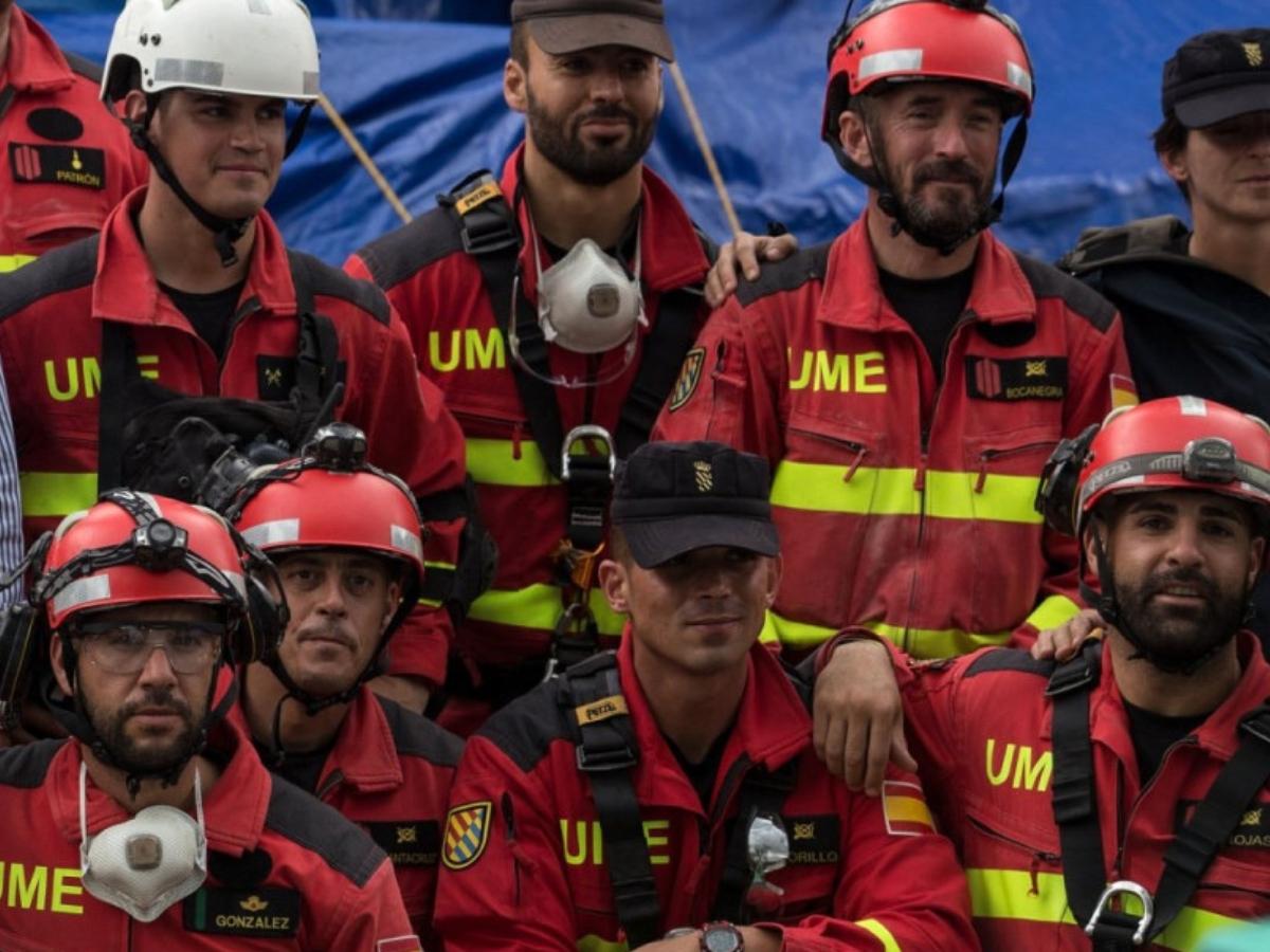 rescatistas extranjeros en sismo de méxico