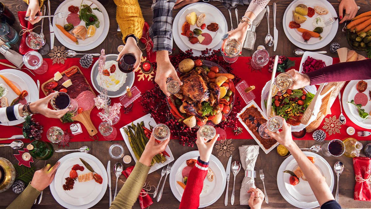 Los expertos que cocinarán por ti esta navidad