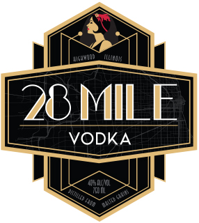 28 Mile Vodka + Distillery