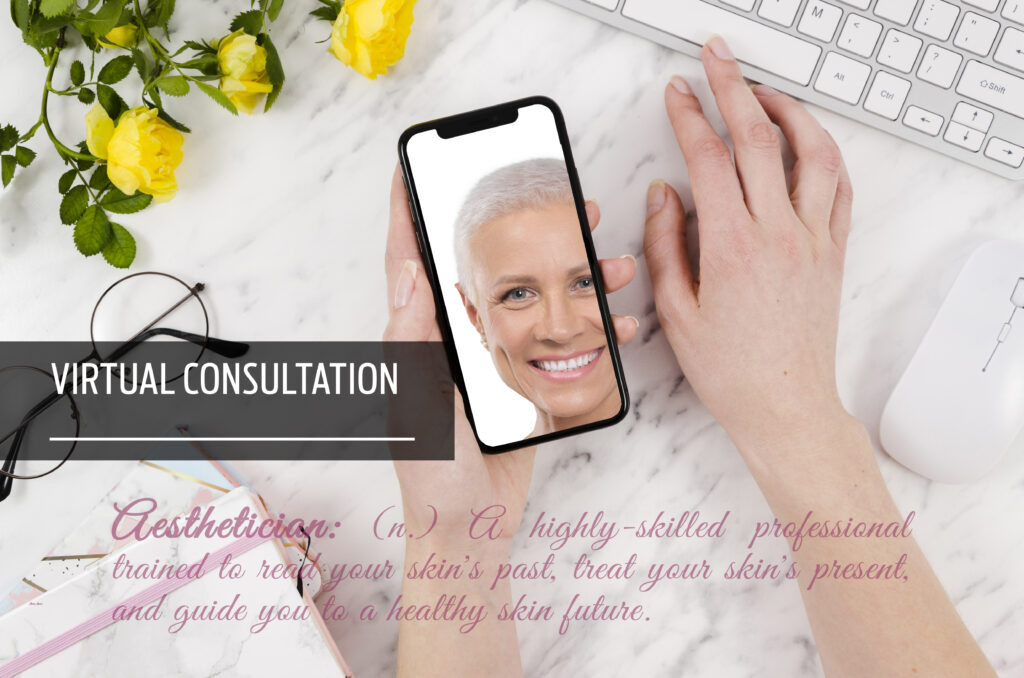 Virtual consultations are available now at lunaskincareandlashstudio.com