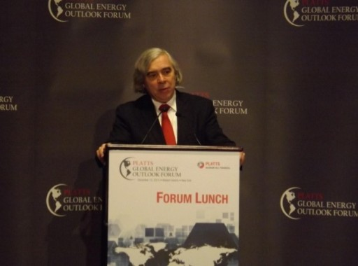 Dr. Ernest Moniz on Natural Gas and Energy