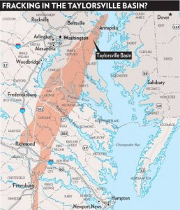 Shale Gas Revolution in Maryland?