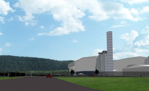 Shale Gas - Moxie Patriot Power Plant Proposal
