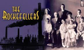 350.org - the Rockefellers