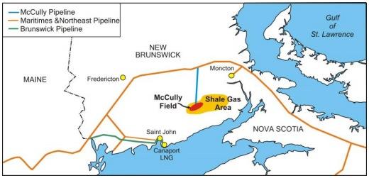 Shale Gas - Corridor Resources