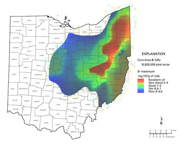 Research Links Fracking To Higher Radon Levels In Ohio Homes