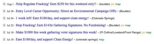 anti-fracking campaigns Colorado