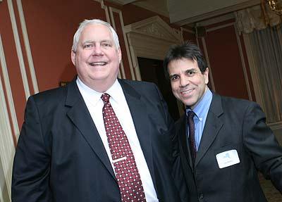 Judge Cherundolo and Jay Halfon
