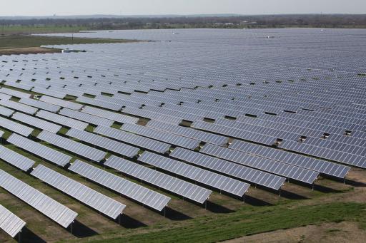 Renewables Texas Solar Farm