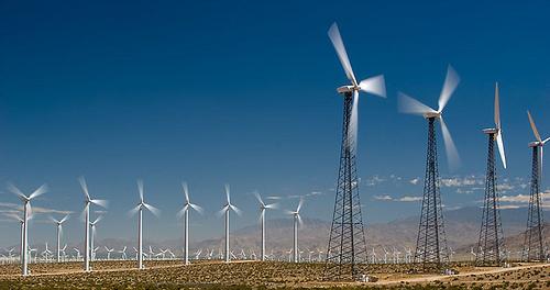 Renewables Texas Windmills