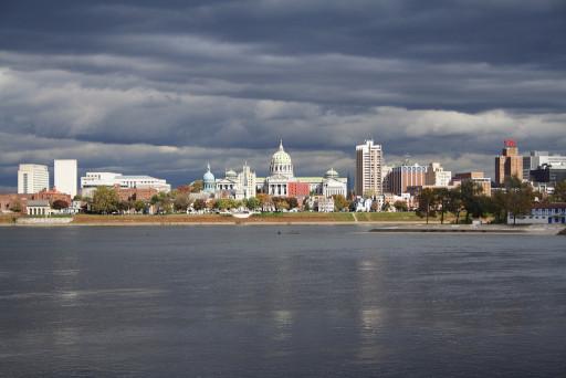 Public pension fraud Harrisburg,_Pennsylvania_State_Capitol_Building