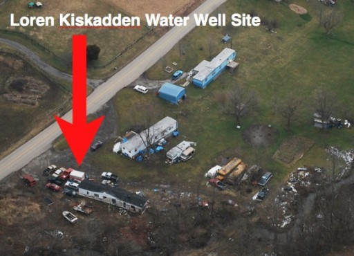 Loren Kiskadden Water Well Site Fracking Lawsuit