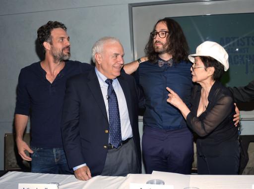 Tony Ingraffea Yoko+Ono+Dr+Anthony+Ingraffea+Artists+Against+Iqhs0IgY_8wl