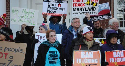 maryland fracking