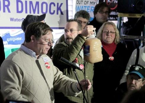 Dimock Verdict