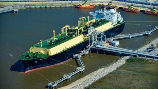 China Imports LNG