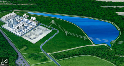 New Gas-Fired Power Plant