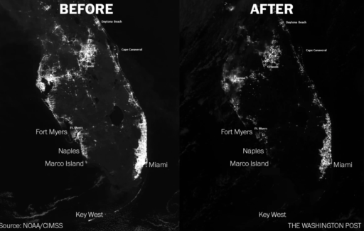 Florida Power Outage