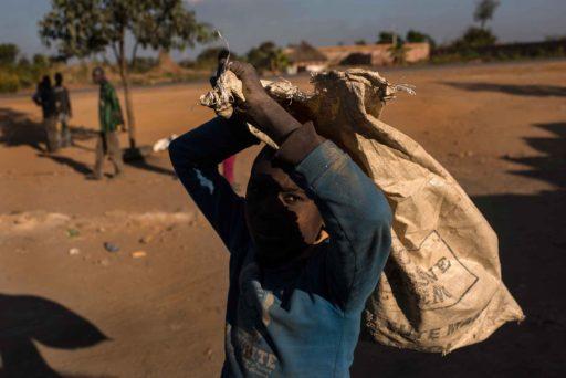 Child Labor Mining for Cobalt