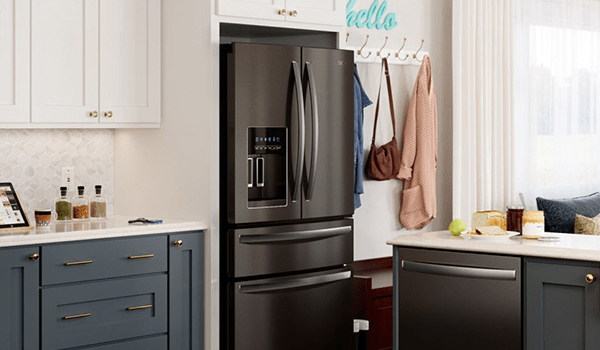 whirlpool refrigerator doesn't get cold