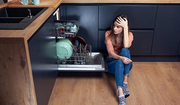 how to start a samsung dishwasher