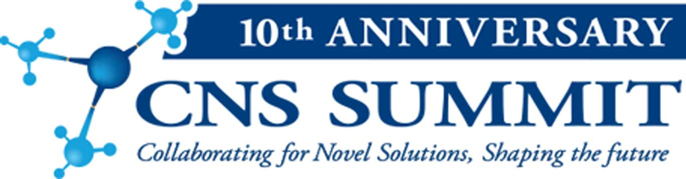 10th Anniversary CNS Summit logo