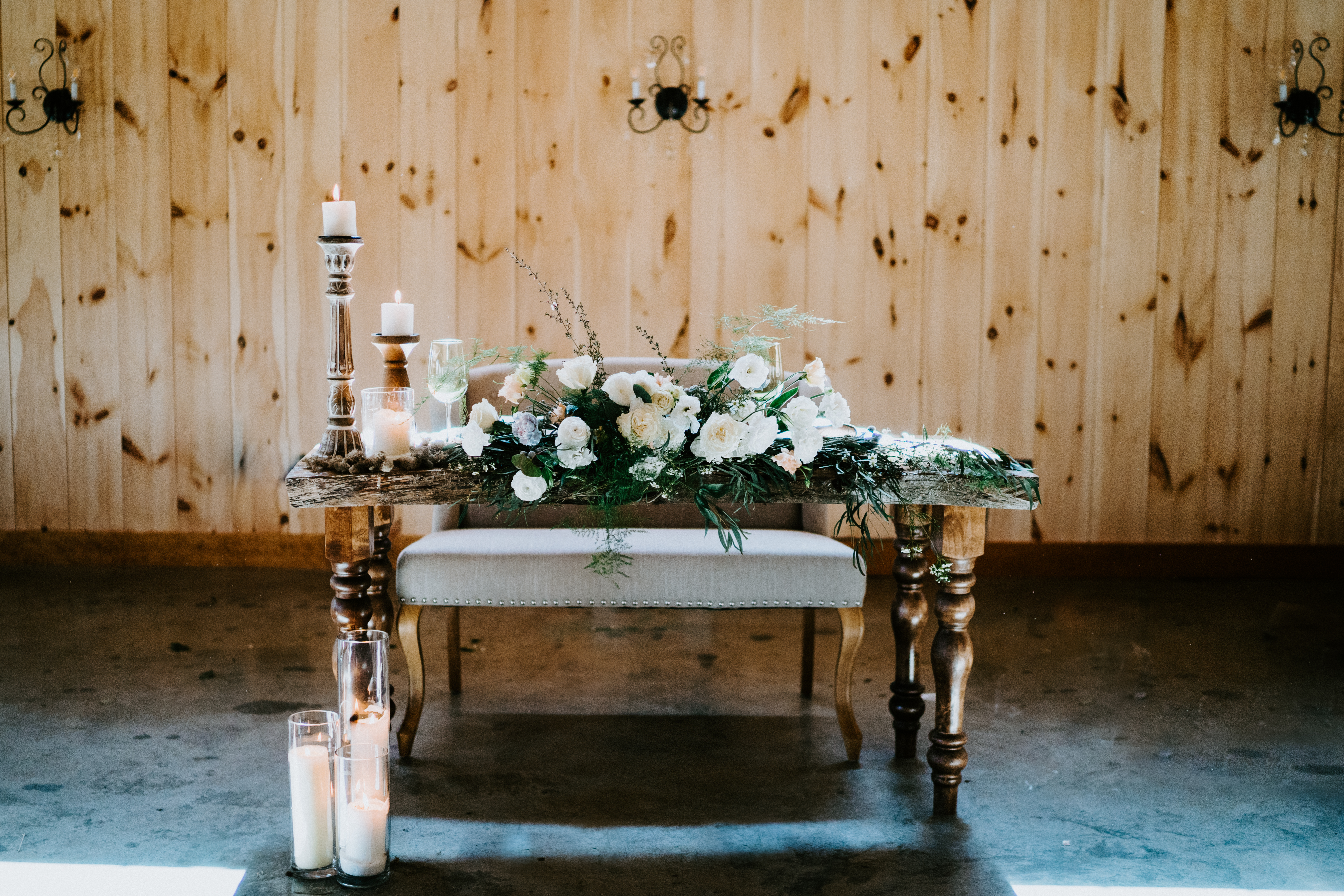 Wedding styling and decor- hampton, CT