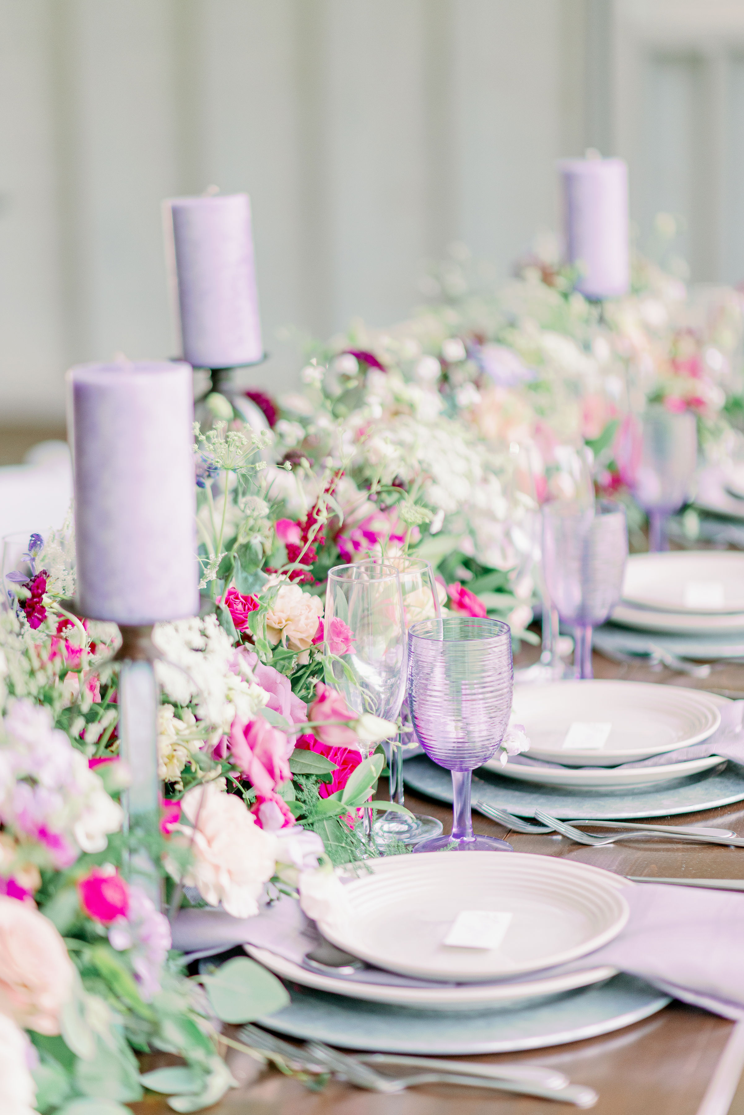 Wedding design + styling