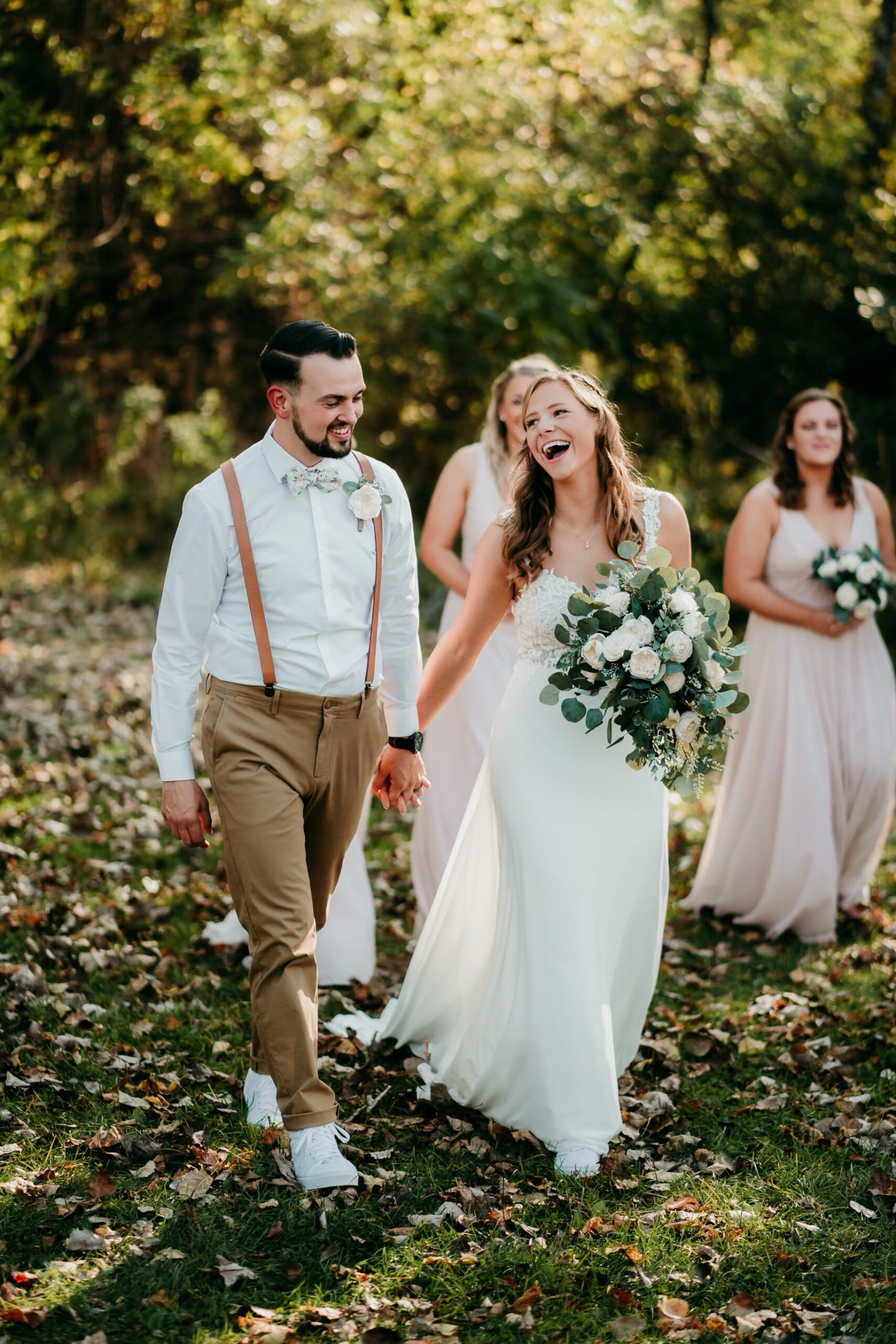 New England, tented wedding.