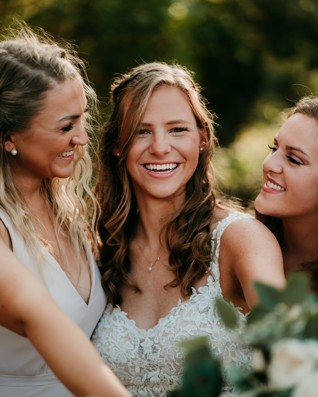 Western MA wedding- backyard tented wedding