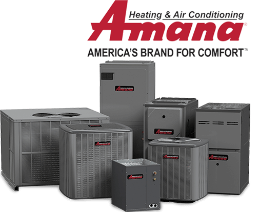 PMI AC Amana Air Conditioning