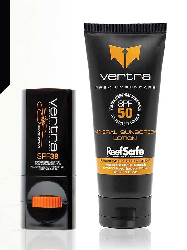Vertra sunscreen