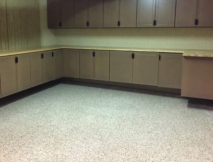 garage storage solution