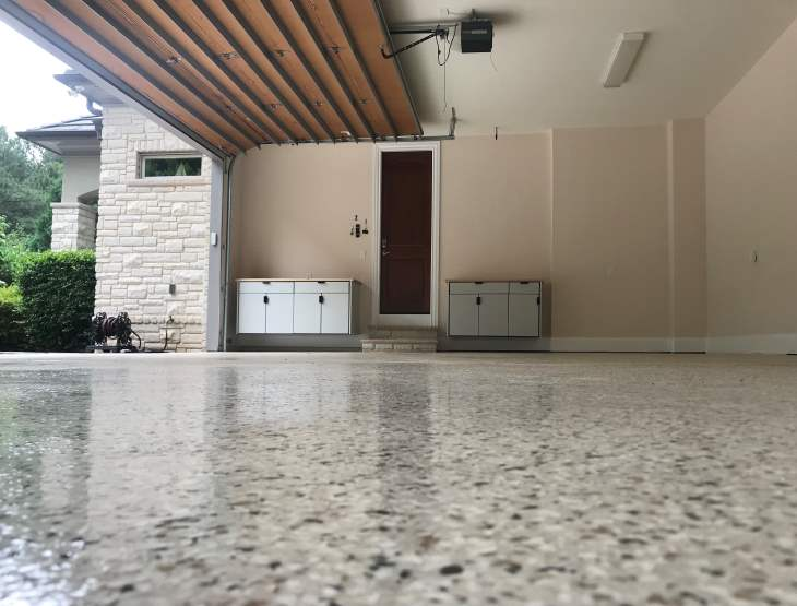 Epoxy Flooring Mooresville