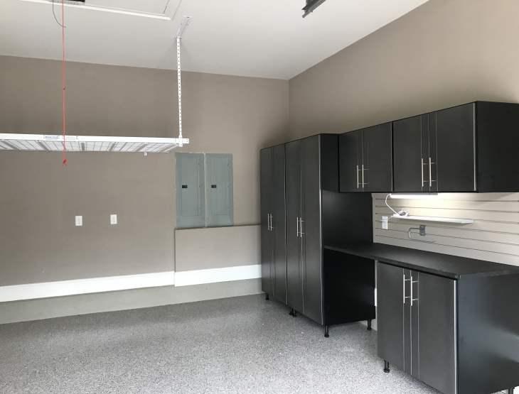 Garage Storage Cabinets and Racks