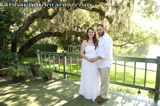 Orlando Garden Elopement Deal
