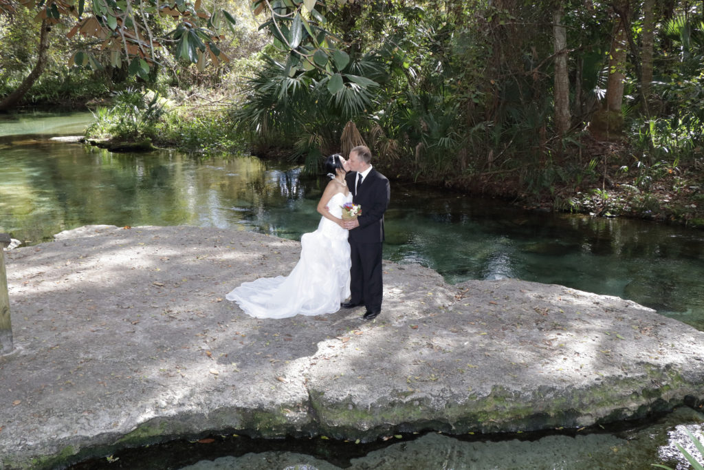 Last minute elopement in Orlando Florida