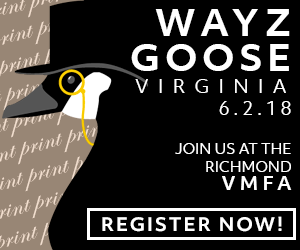 Wayzgoose event box ad
