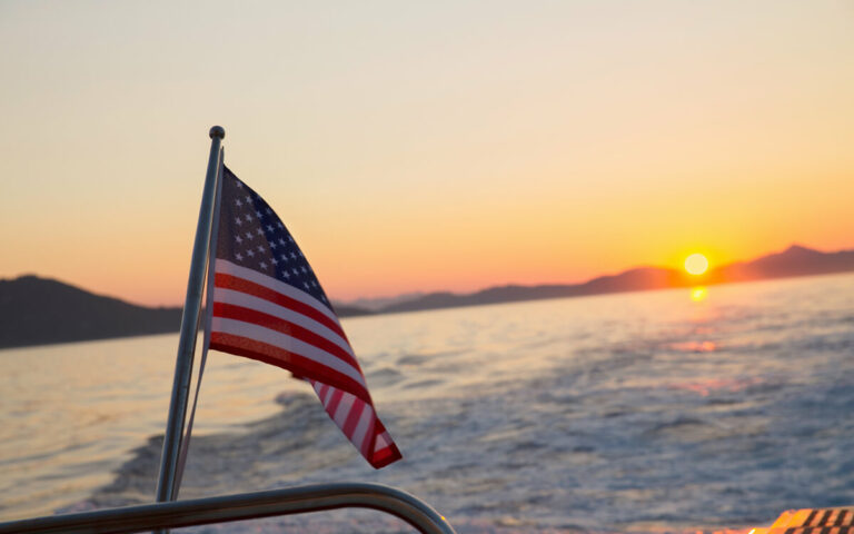 Enjoy Independence Day On Douglas Lake