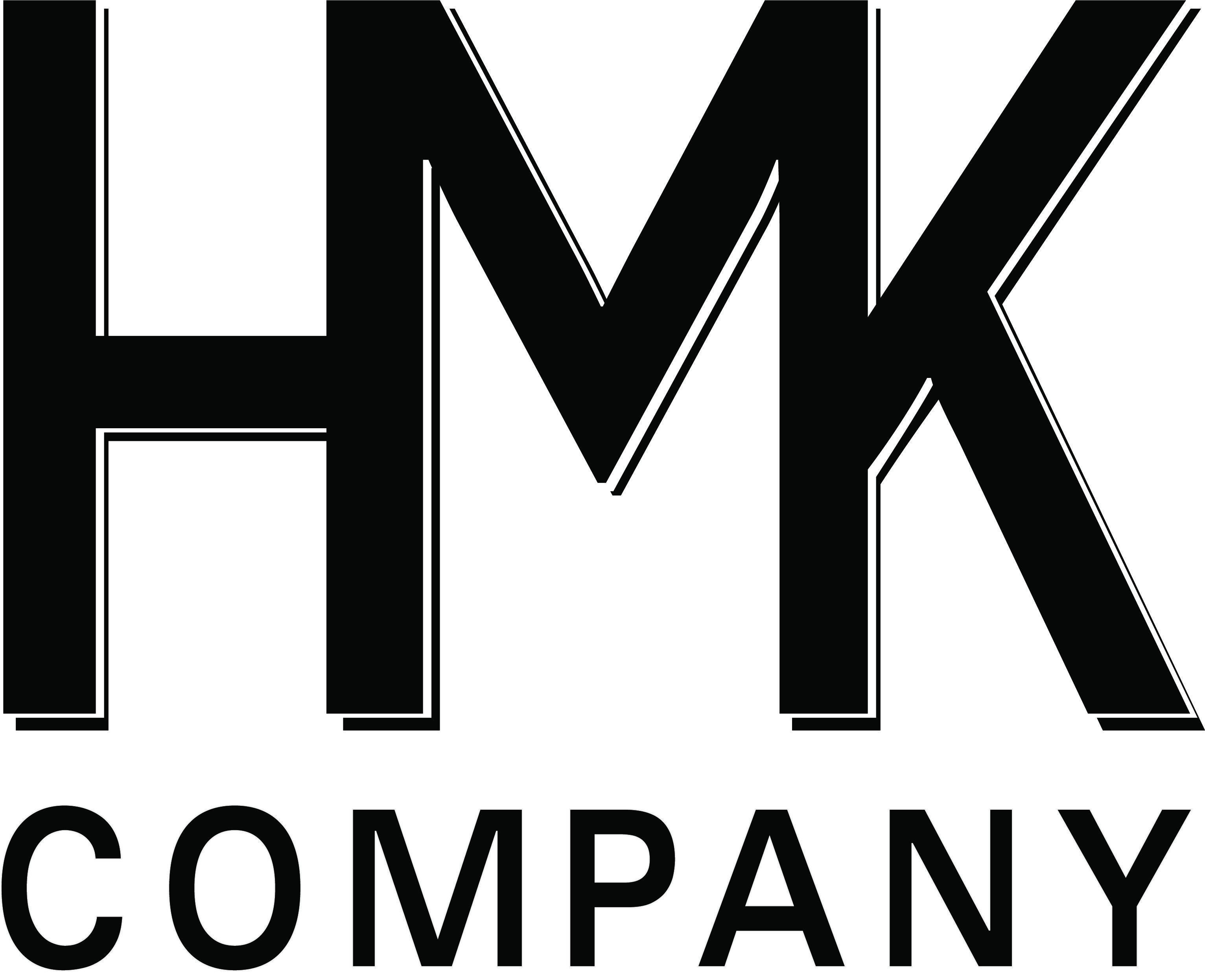 Black HMK Logo