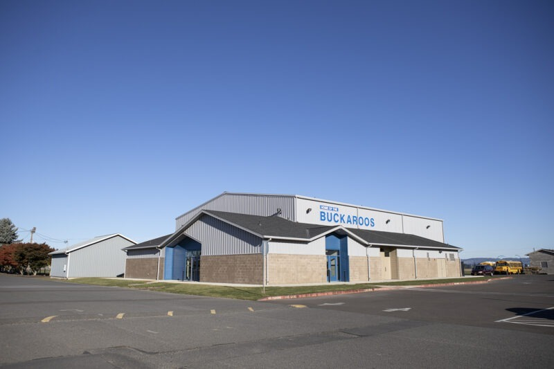 St Paul High School Gym - HMK Company