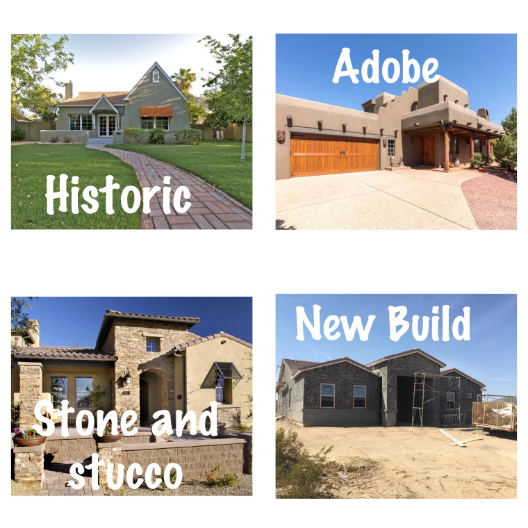 Arizona Home Types
