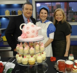 My National TV Debut on CanadaAM