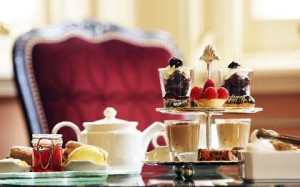 Tea at the Kensington