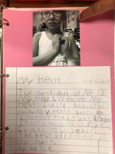 adoption daughter heart