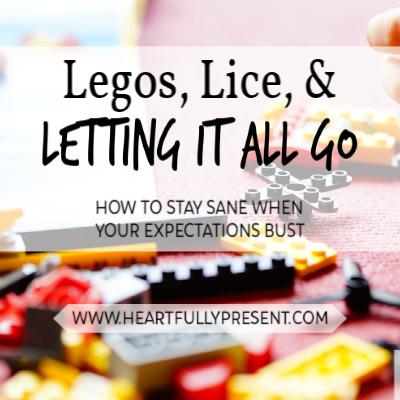 legos expectations letting go