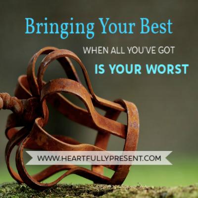 bringing your best broken crown