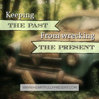 old car past present